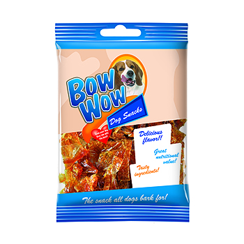 BW367 Kolagenové chipsy s drůbežími játry 60g 23 sáčků / box