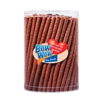 BW470B Jerky Beef Mini Sticks 90pcs 3jars/box
